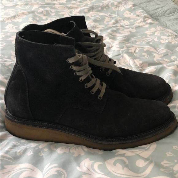 884e8101cf13 Rick Owens Black Slim Para Chukka Boots. M_5b574ae134e48ac374474af3